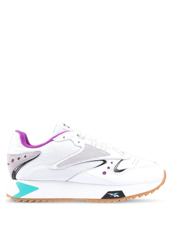 4909dd6963041 Reebok white Classic Leather Alter The Icons 90 s Shoes B606BSH5A3CE46GS 1