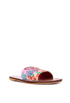 085a38c7101 5% OFF Manila Wear Zarah Juan Summer Norte Butterfly Woven Embroidered  Sandals Php 2