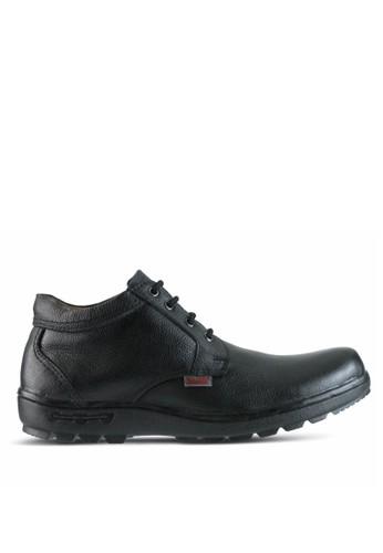Sogno black Sepatu Boot Pria GF.5209 F6105SHE4815DDGS_1