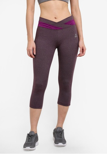 AVIVA purple Capri Pants AV679AA0S9FTMY_1
