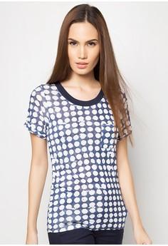 Kara Polka Shirt