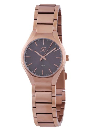 Teiwe Collection gold Moment Watch Teiwe Collection TC-CL3005 jam tangan wanita - stainlles steel - gold ECA44AC52BF630GS_1