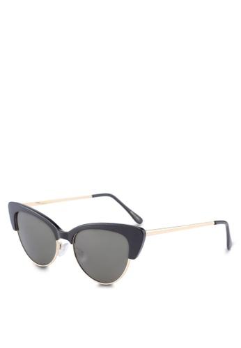 5d66b7d059fc5 Buy Mango Cat-Eye Sunglasses Online on ZALORA Singapore