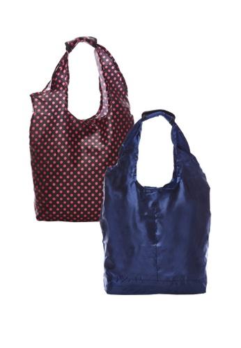 LYCKA multi LYCKA L090 Fashion Shopping Handbag Bundle 3 LY256AC00UNFHK_1