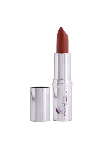 Luvena Glitz Cosmetic silver Luvena Glitz Lipstick Nutty Brownie EC510BE136048EGS_1