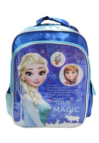 Disney Frozen blue Disney Frozen Own Magic Primary School Bag With Flashing Light 50164KC1DC3373GS_1