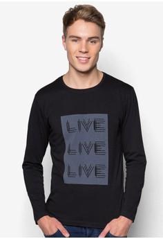 Live Live Live Tee