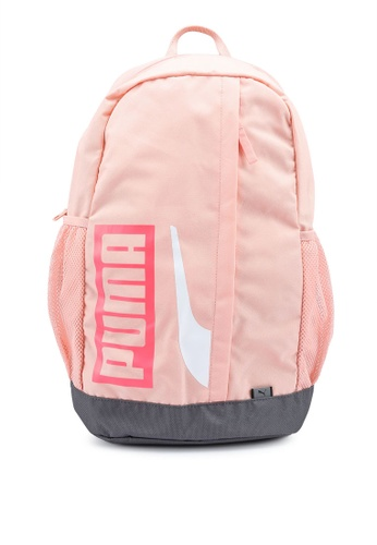 PUMA pink Plus II Backpack EDEEFAC184B45AGS_1