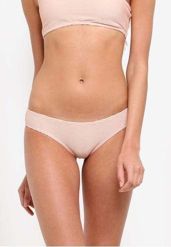 Billabong pink Tanlines Hawaii Lo Bikini Bottom 4B080USF4A28C9GS_1
