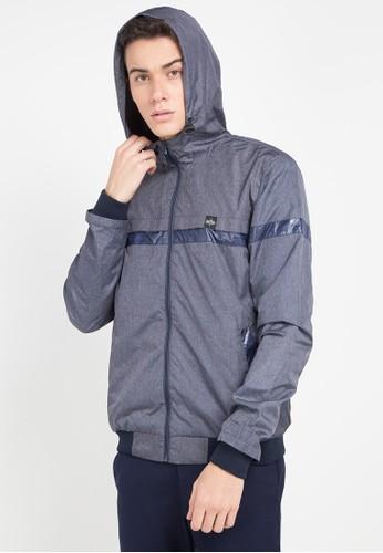 Cressida grey Hoodie Jacket K296 CR235AA0V4XJID_1