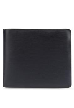 Leather Wallet & Card Holder Set (2in1)