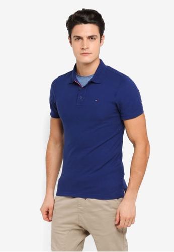 Tommy Jeans blue TJM BASIC POLO S/S 1 10263AA9F3DE67GS_1