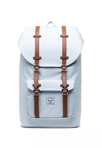 Herschel blue Little America Backpack DDB33ACAD943A0GS_1