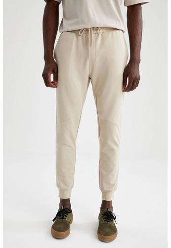 DeFacto grey Slim Trousers BED12AA2944EEFGS_1