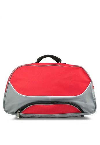 撞色小巧旅行袋, 包, esprit高雄門市飾品配件