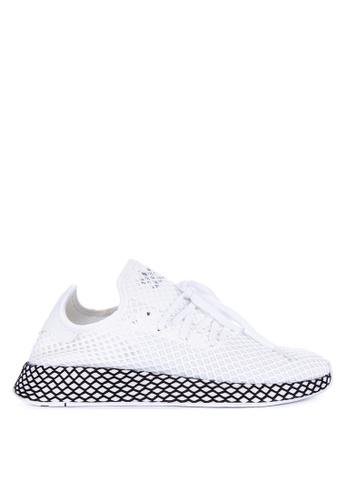 adidas white adidas originals deerupt runner 9424CSH507042DGS_1