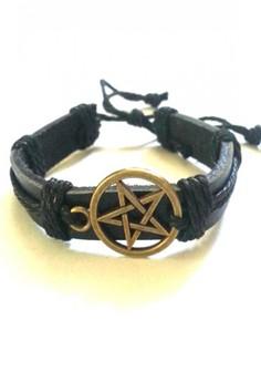 Pentagram Surfer Bracelet