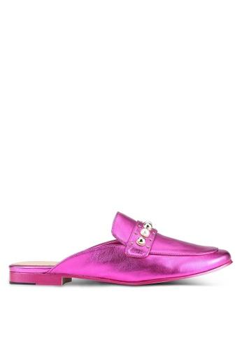 ALDO pink Cauwiel Loafers AL087SH0RQGZMY_1
