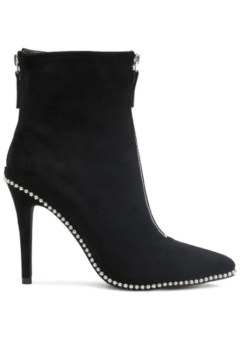 London Rag black High Heel Ankle Bootie SH1786 972F7SH0EEA77CGS_1