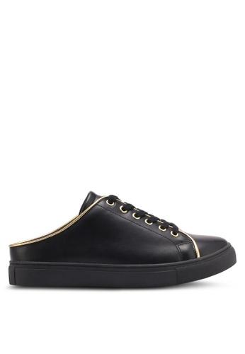 ZALORA black Minimalist Slip On Sneakers 7F2FDSHC90DD6AGS_1