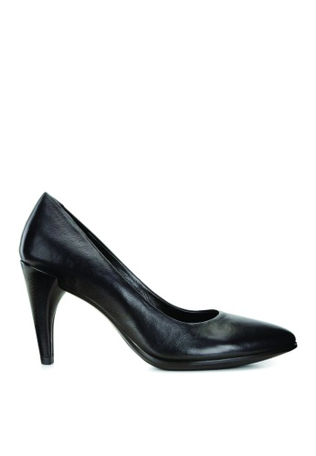 ECCO black Shape 75 Pointy Black Foulard 4DC12SH989C0C0GS_1