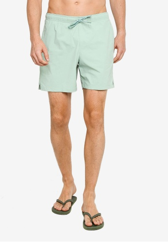 GAP green 6 Inch Swim Shorts 15B3FAA0CE39B1GS_1