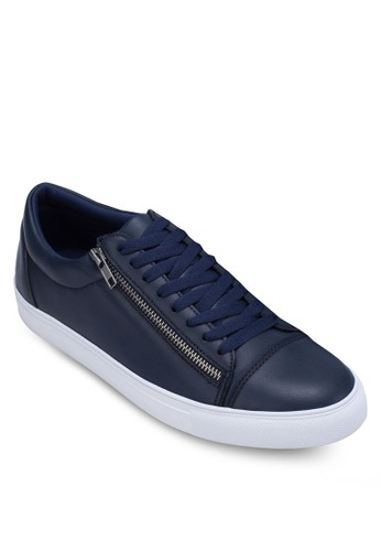 Zippzalora鞋子評價er Faux Leather Sneaker, 鞋, 鞋