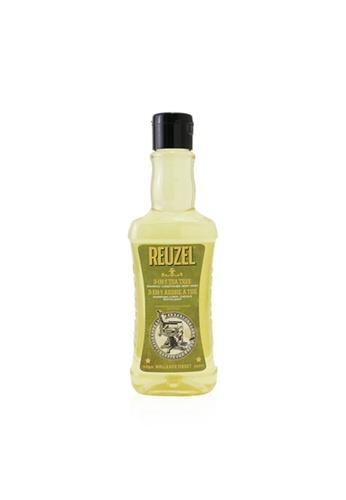 REUZEL REUZEL - 3-In-1 Tea Tree Shampoo Conditioner Body Wash 350ml/11.83oz F93EABE5339BCAGS_1