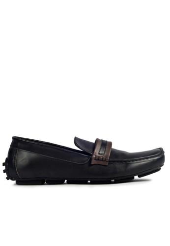 MIG black MIG Footwear Eagle Moccasin Black MI684SH94COVID_1