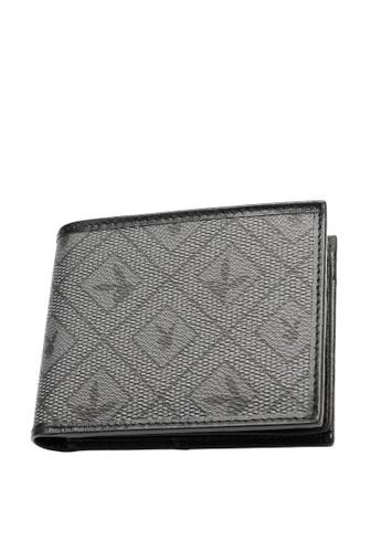 Playboy grey RFID Blocking Wallet 3A25AAC3A8514EGS_1