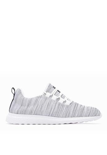Life8 grey Lightweight Sport Shoes-09709-Grey LI283SH0GOHLSG_1