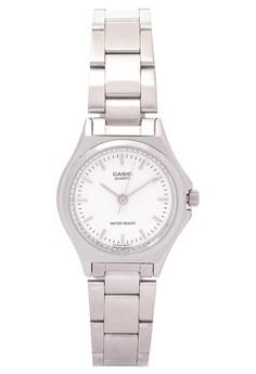 Metal Fashion Watch LTP-1130A-7ARDF