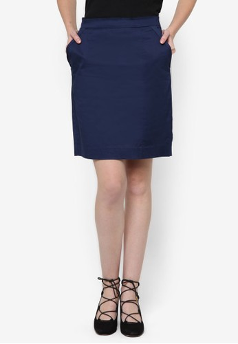 Carel 簡約短裙, 服飾,esprit 台北 裙子