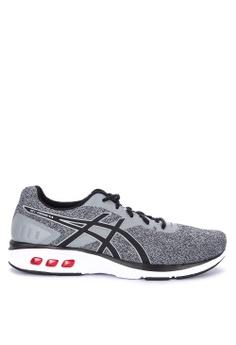 04f0e1cee560 Asics grey Gel-Promesa Mx Sneakers 131CCSH3BE12FCGS 1