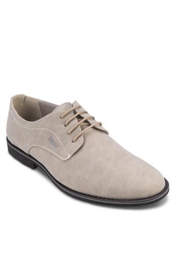 簡約繫帶商務鞋, esprit outlet 旺角鞋, 鞋