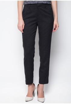 Textured Dress Pants