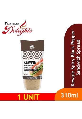 Prestigio Delights Kewpie Spicy Black Pepper Sandwich Spread 310ml C28D1ESB07A48DGS_1