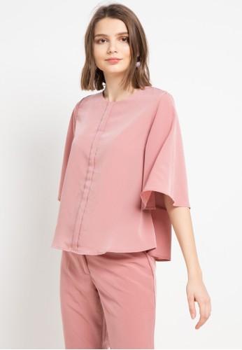 EPRISE pink Jordan Dress 97796AA646D1B1GS_1