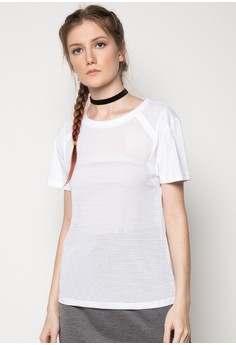 Mesh Combi Shirt