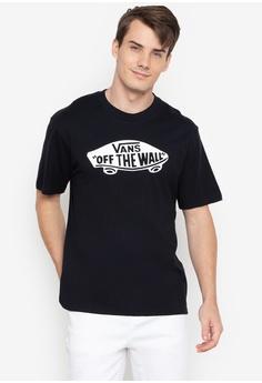 b47a97f875 VANS black Off The Wall Tee CC1EDAADC09205GS 1