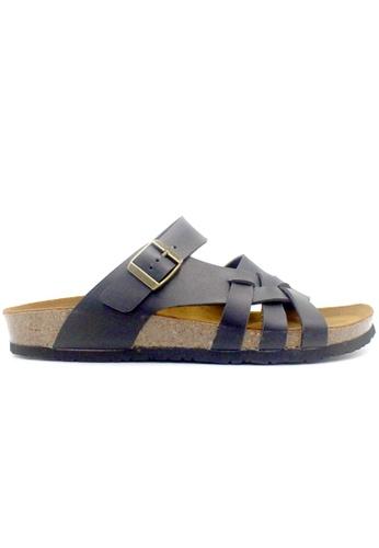 SoleSimple black Istanbul - Black Sandals & Flip Flops 3B443SHCB52E44GS_1