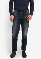 Calvin Klein blue and navy Body 2 Jeans - Calvin Klein Jeans CA221AA0SA4SMY_1