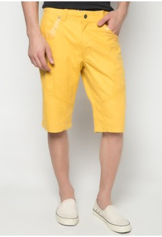 Shaun Plain Twill Shorts