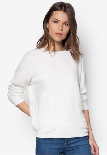 素色長袖衫, 服飾, 毛衣&zalora 心得 針織外套