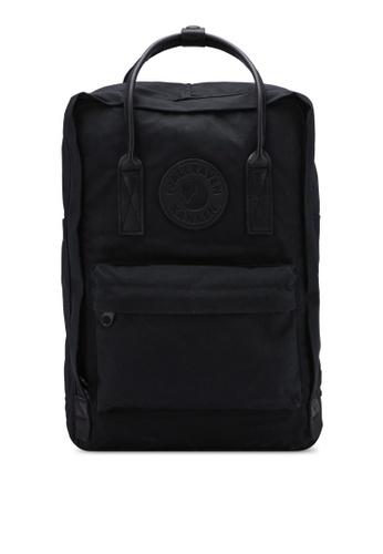 a89b4d243a55 Fjallraven Kanken black Black Kanken No.2 Laptop 15   Laptop Backpack  FJ382AC0RWL1MY 1