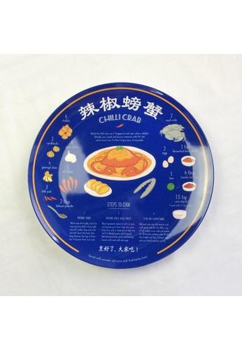 Red Republic Recipe Plates - Chili Crab 1E25CHL8E401D5GS_1