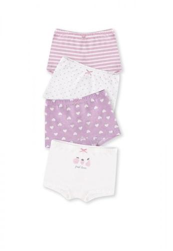 Meet My Feet multi Move Pear - Boyshorts Underwear for Girls 68E53KA5946781GS_1