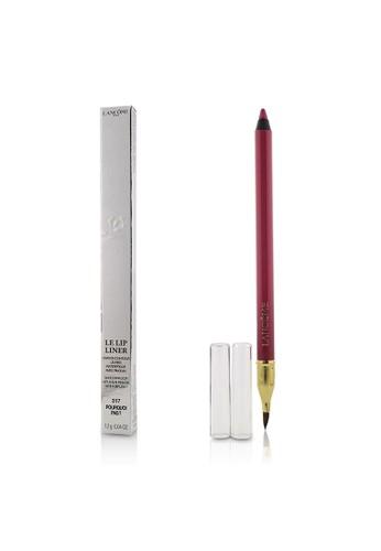 Lancome LANCOME - Le Lip Liner Waterproof Lip Pencil With Brush - #317 Pourquoi Pas? 1.2g/0.04oz E4721BEC1838D1GS_1