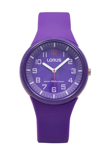 Lorus purple LORUS Jam Tangan - Purple - Silicon - RRX57DX9 E3953ACC0F3569GS_1