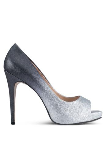 Carvela KG silver Alberta Court Heels CA459SH0SHSVMY_1
